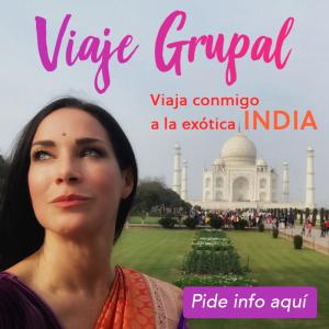 Viaje Grupal a India Carmen Dominicci